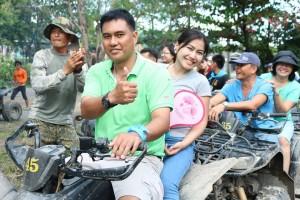 กิจกรรม ATV Rally พัฒนาทีมงาน